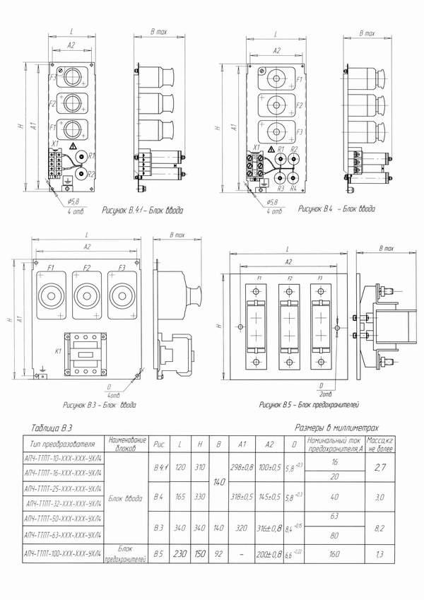 Схема подключения АПЧ 30 кВт